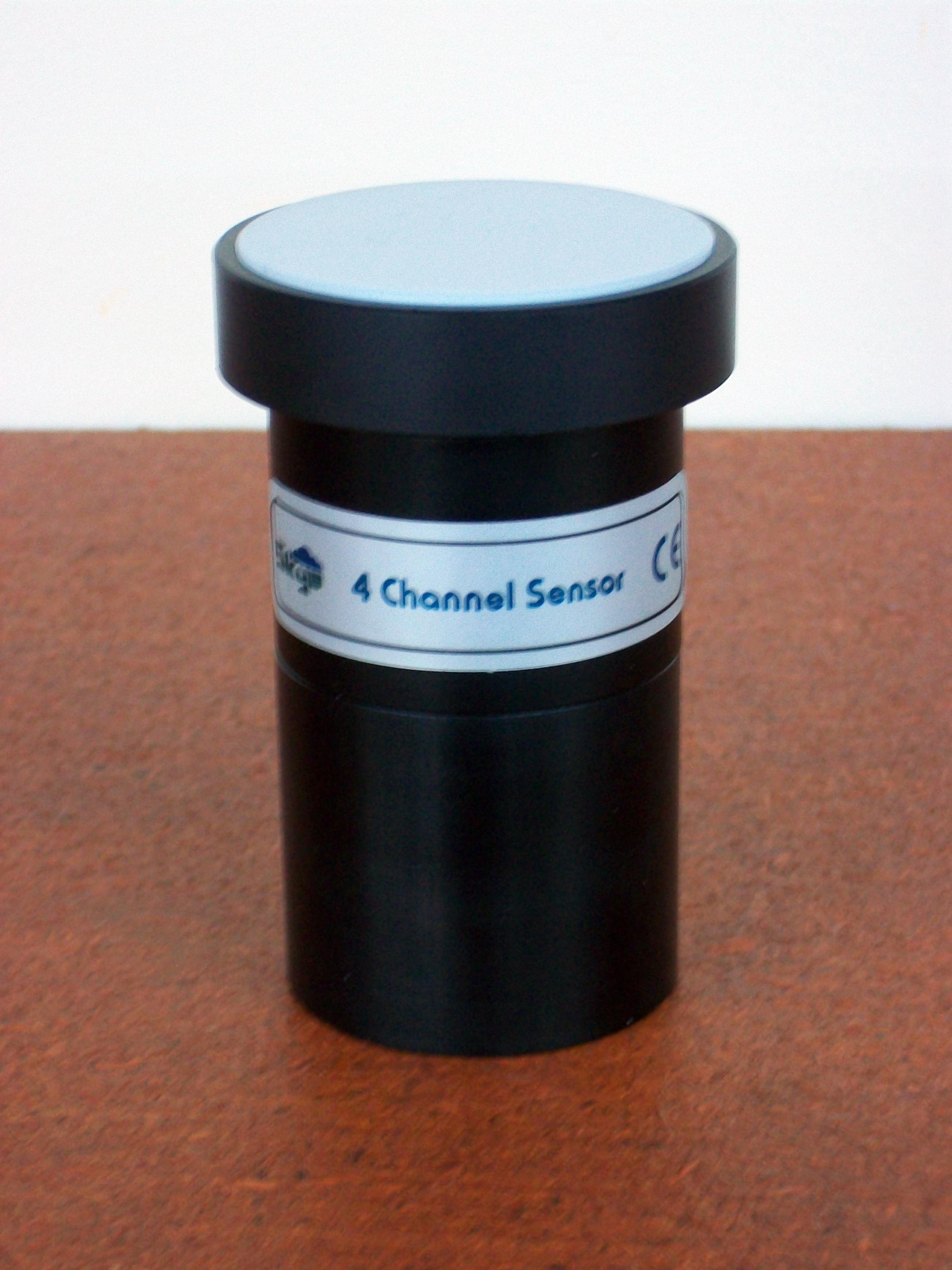 4 Channel sensor from Skye Instruments