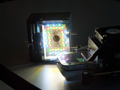 LED Light Unit (RGBW) for CIRAS-3