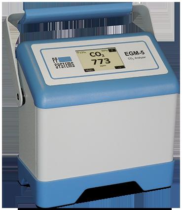 EGM-5 Portable CO2 Gas Analyzer