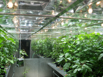 Environmental control room