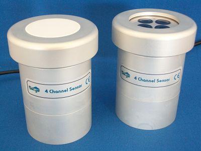 4 Channel sensors from Skye Instruments