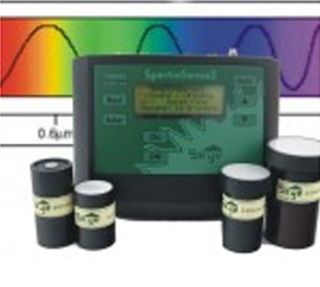 SpectroSense 2+ Logger and light sensors from Skye Instruments