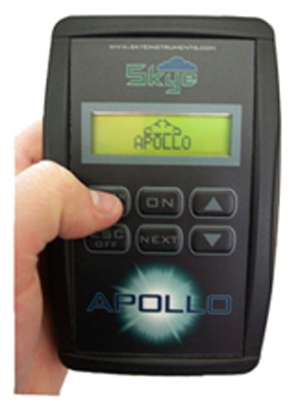 Apollo Meter from Skye Instruments