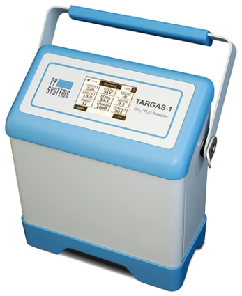 TARGAS-1 Portable Photosynthesis System for Basic Research