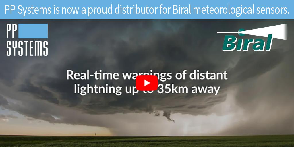 BT-200 Lightning Warning
