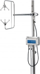 HS 3-axis ultrasonic anemometer