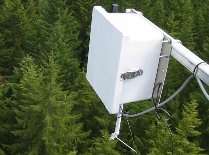 Remote sensing of canopy vegetation using the UniSpec-DC Spectral Analysis System