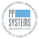 PP Systems Innovator's Travel Award Recipient