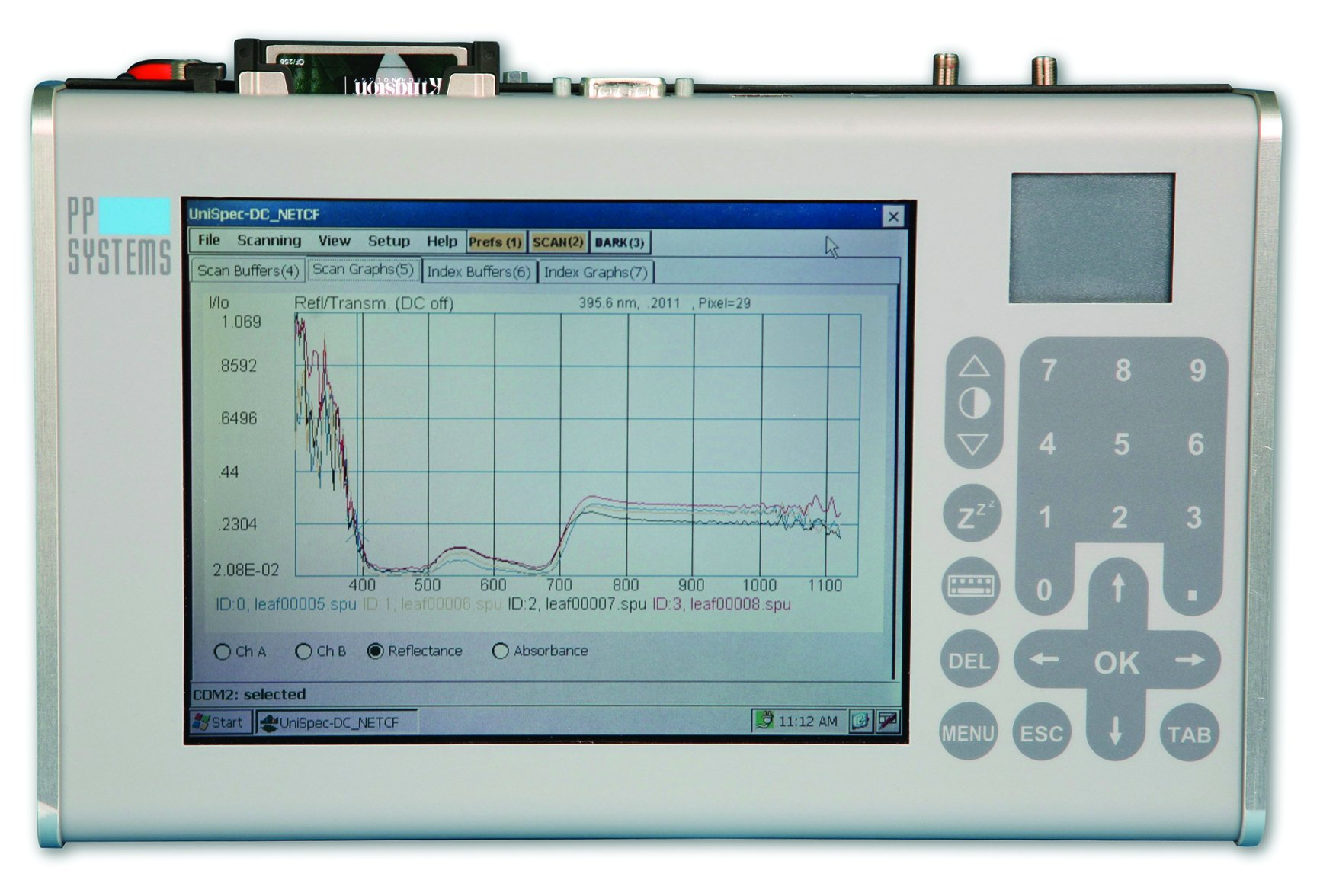 UniSpec-SC Spectral Analysis System