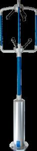 3-axis ultrasonic anemometer