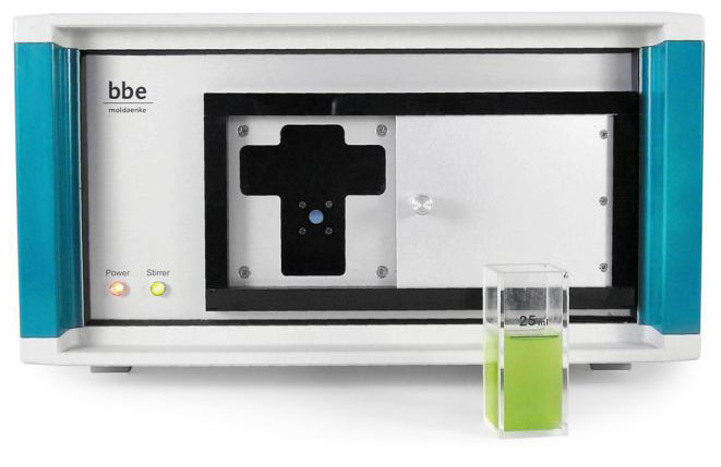 bbe algae lab analyzer