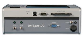 UniSpec-DC rear panel
