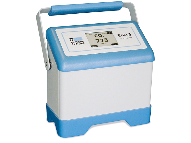 portable Co2 gas analyzer